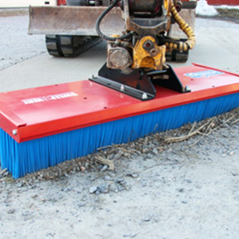 Hilltip Push Broom  sópur